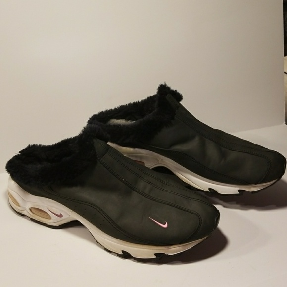 Nike Air Max slides women's shoes size 10